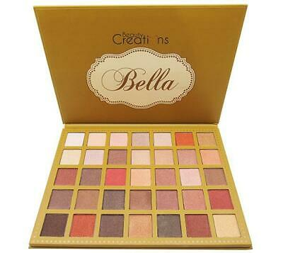 Beauty Creations 35 Color Pro Palette - Bella