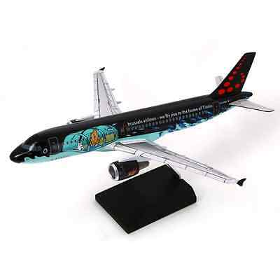 Hergé – Airbus A320 Rackham Brussels Airlines Soccer Official Gift Shop Match