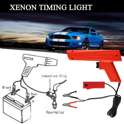 XENON TIMING LIGHT Car Truck ZC-100 Checking Engine Lgnition Pistol Grip Tools