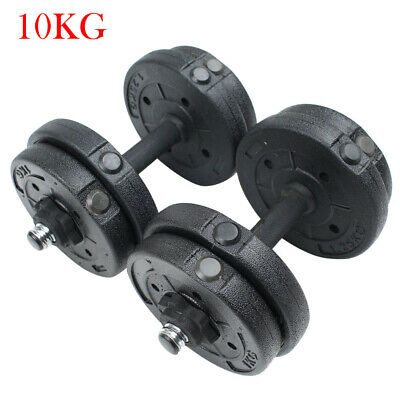 Dumbbell Weight Barbell Set Gym Weights Biceps Workout Home Training Fitne