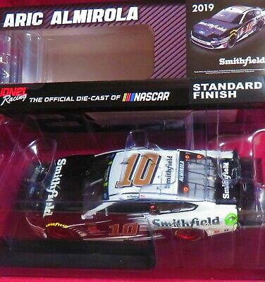 Brand New, 1/24 Action  2019 Mustang, #10, Smithfield, Aric Almirola    In Hand