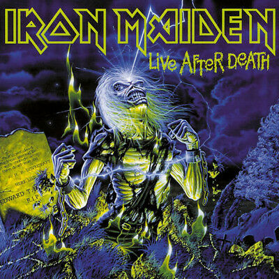 Live After Death - Iron Maiden CD Sealed ! New !