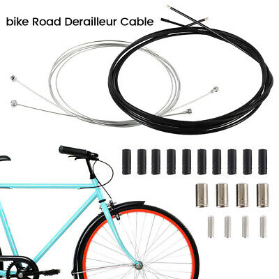 Complete Set Brake+Gear Front Rear Inner Outer Bicycle Cable Bike Cables
