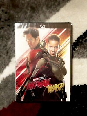 Ant-man and the Wasp Marvel Movie New / Free Shipping Avengers