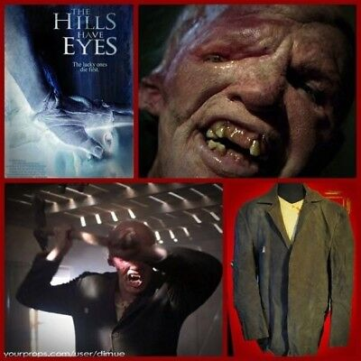 The Hills Have Eyes screen used horror movie prop Wes Craven Freddy NOES fame