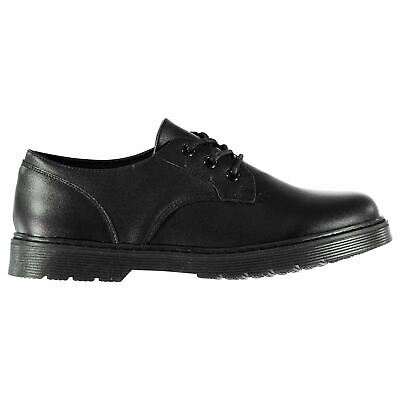 Kangol Mayfield Shoes Juniors Girls Black Kids Footwwear