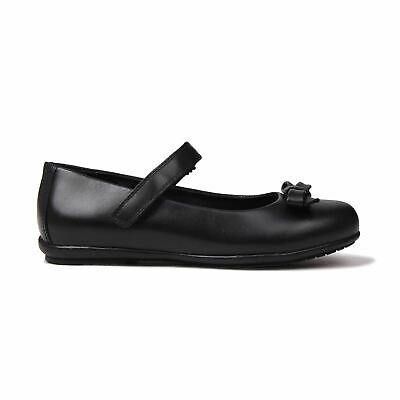 Kangol Highstead Shoes Childs Girls Black Kids Footwwear