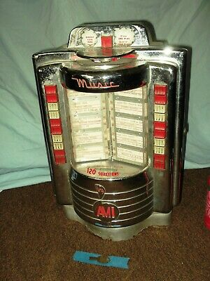 1950's AMI diner Wallbox accessory