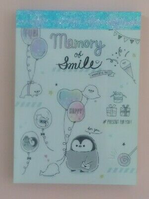 M/&M/'s Magnetic Memo pad~60 Sheets~Brown Characters