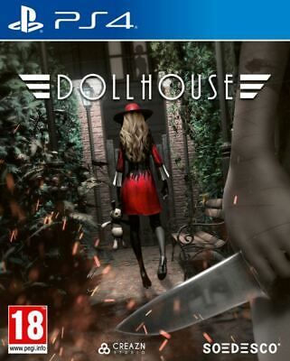 Dollhouse (PS4)  BRAND NEW AND SEALED - IN STOCK - QUICK DISPATCH - FREE UK POST