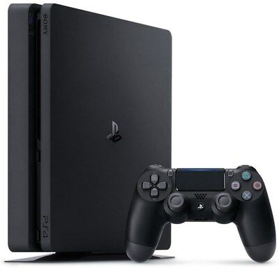 Sony PlayStation 4 Slim (CUH-2216A) 500GB schwarz