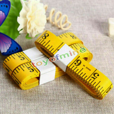 3M Seamstress Sewing Cloth Ruler Tailor Diet Detection Tape Measure 1pc Hot Sale