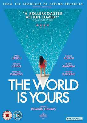 THE WORLD IS YOURS (DVD) (New)