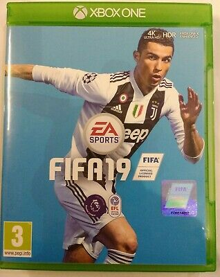 FIFA 19 - Microsoft Xbox One - Great Condition - Fast Dispatch