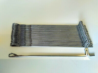 20 Nadeln für Singer Superba Strickmaschine knitting machine needles