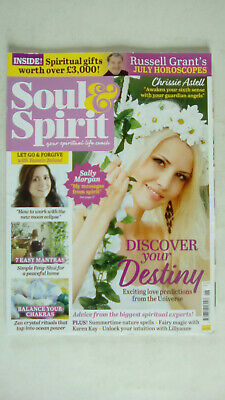 Soul and Spirit Magazine July 2018 Discover Your Destiny