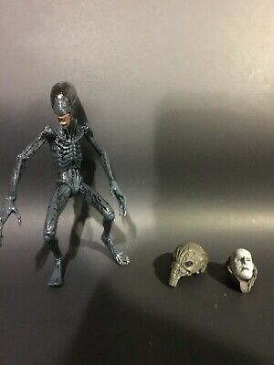 NECA PROMETHEUS DEACON Alien Figure Loose Nice Shape  incomplete