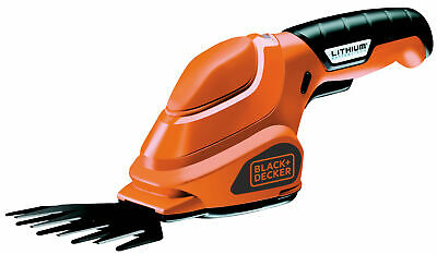 Black+Decker GSL200 CESOIA A BATTERIA 3,6V LITIO