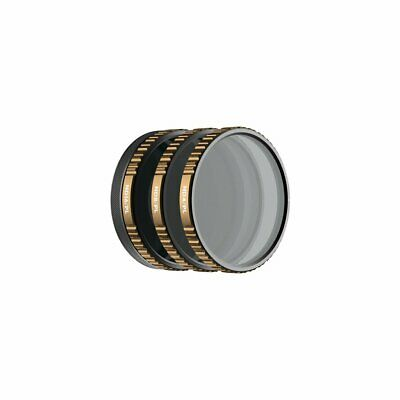 Polar Pro 3-pack Cinema Series Vivid Collection NDPL Filters for DJI Osmo Action