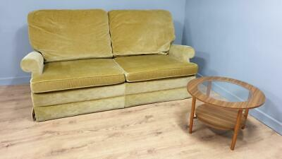 Retro Parker Knoll Mid Century Day Bed Two Seater Sofa Bed Vintage
