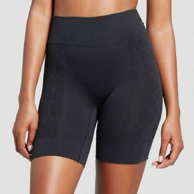 JKY by Jockey Women's Wicking Smoothing Coverage Slipshort, Black – Size Medium