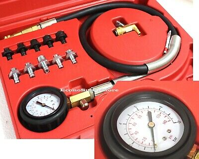Accurate Auto Testing Oil Pump Pressure & Detecting Faulty Oil Pressure Switches