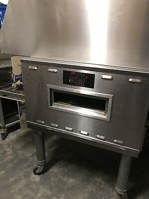 Middleby marshall Wow 2 Commercial Conveyor Pizza Oven.