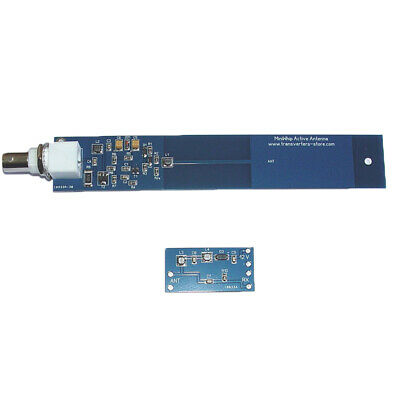 Receiving Antenna HF/LF/VLF With Connector Portable 10 kHz -30 MHz Kit Useful