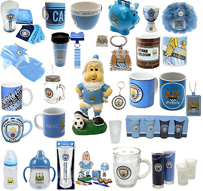 Manchester City Gift Selection Official Merchandise Football Team all occasions