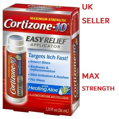 Cortizone-10 MAXIMUM STRENGTH Hydrocortisone Applicator for Itch-Relief Cream
