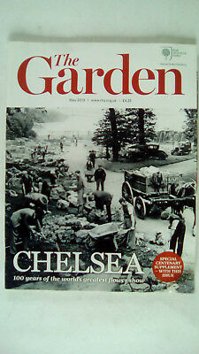 The Garden Magazine Royal Horticultural Society May 2013 NO SUPPLEMENT
