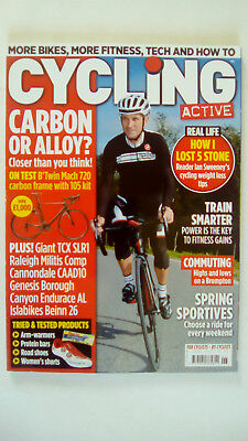 Cycling Active Magazine June 2015