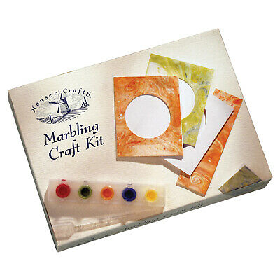 House of Crafts Start A Craft Marbling Kit
