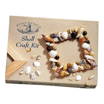 House of Crafts Start A Craft Shell Kit