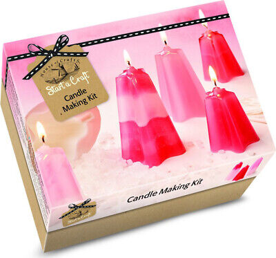 House of Crafts Start A Craft Candle Making Kit