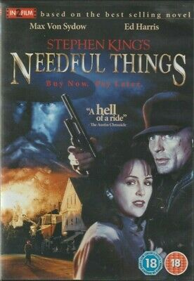 Stephen King's Needful Things - Region 2 DVD