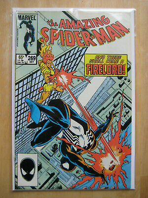The Amazing Spider-Man #269 [1985 Marvel Comics] Bagged & Boarded