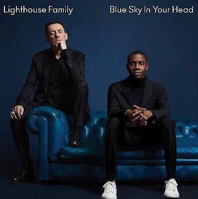 Lighthouse Family - Blue Sky In Your Head (CD) *SIGNED BY THE BAND* Pre Order