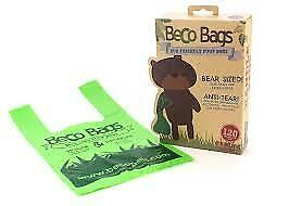 Beco Bags With Handles X 120 Poo Bags