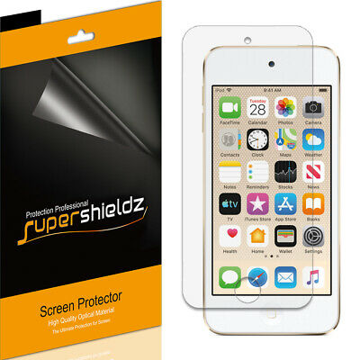 6X Supershieldz Clear Screen Protector Shield for iPod Touch 7 7th Gen