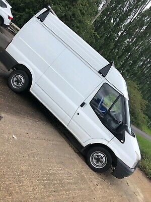 2007 Ford Transit T260 Fwd 85 tdci high roof  NO VAT