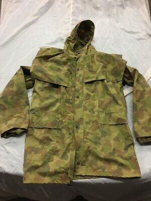 army surplus Wet Weather Coat With Hood