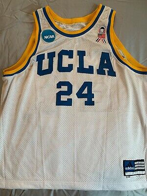 new styles e7036 ecbd3 JASON KAPONO UCLA Authentic Basketball Jersey (Team Issued)