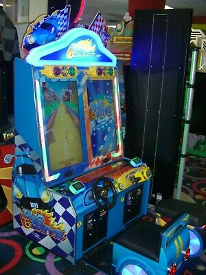 Duo Drive 2 Player Driving Ticket Redemption / Pinball / Game Arcade / Unis