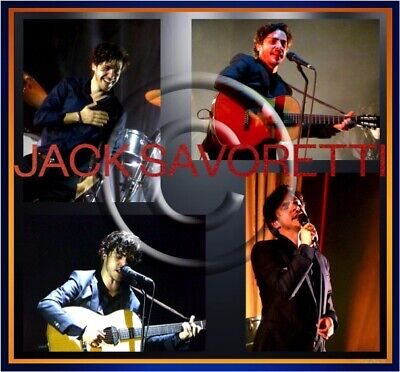 Jack Savoretti Singing To Strangers 2019 Concert 1800 Photo Cd Live Tour Set
