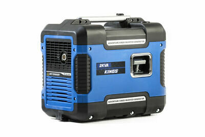 2 KVA Inverter Generator Camping Outdoor keep your house running in a blackout