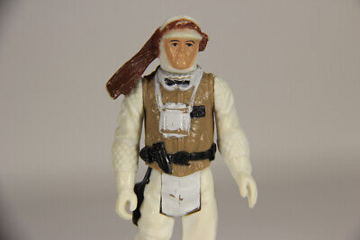 L010295 Star Wars ESB 1980 Action Figure / Luke Skywalker Hoth Gear / Loose