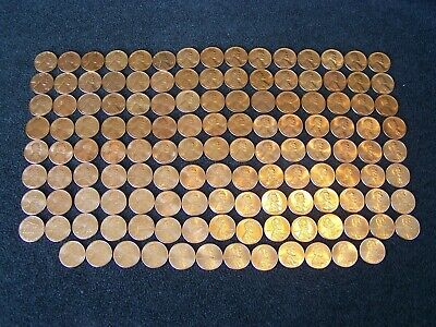 1959-2019 COMPLETE UNCIRCULATED LINCOLN CENT SET  COLLECTION with BU Wheat Cent