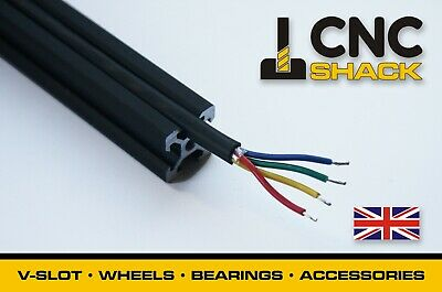 4 core cable (5 Metres) for Stepper Motors 20AWG, CNC, 3D Printer, Openbuilds