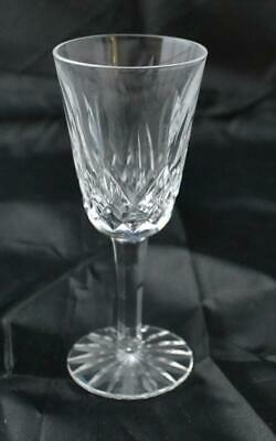 Vintage Waterford Crystal Lismore Sherry Glass - Excellent condition